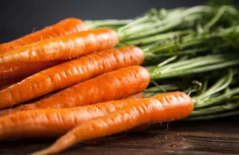 Anti-Aging Benefits of Carrot
