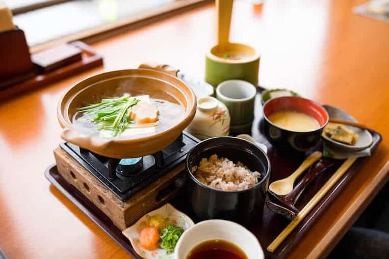 Food and dining culture in Japan