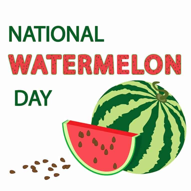 National Melon Day
