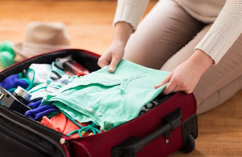 Travel Hacks for Packing