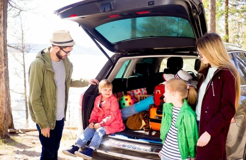Travel Hacks for Road Trips with Kids