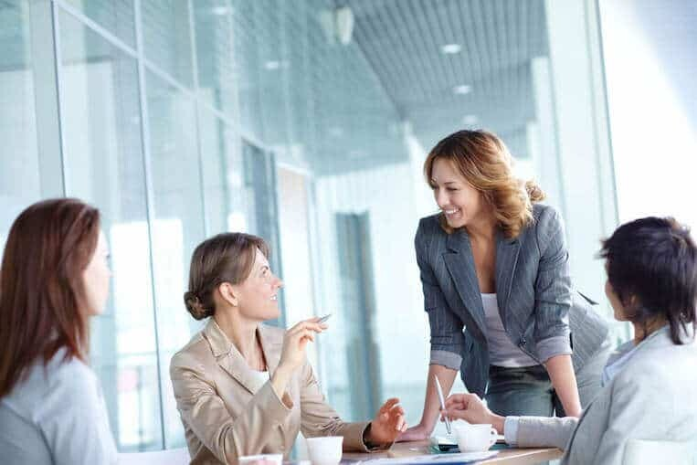 Ways of being positive at work can increase work productivity