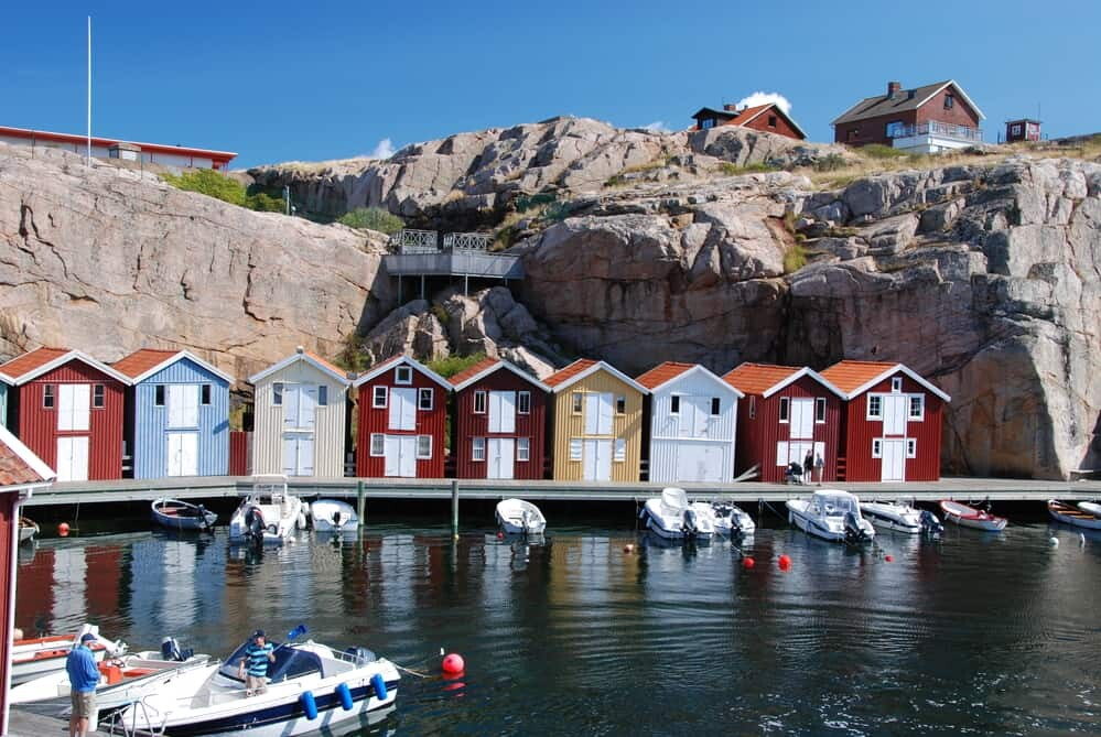 Top 12 Places in Sweden