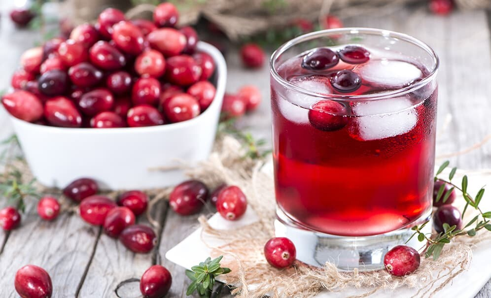 Cranberry juice for weight loss