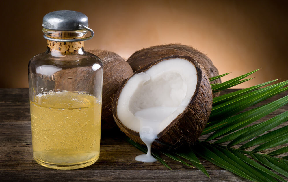Coconut oil is a Natural Home Remedies for Weight lost