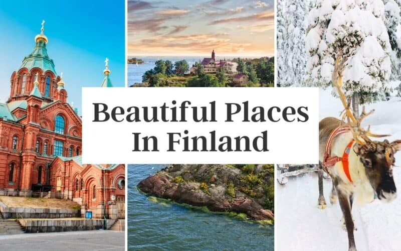 12 Amazing Places To Visit In Finland