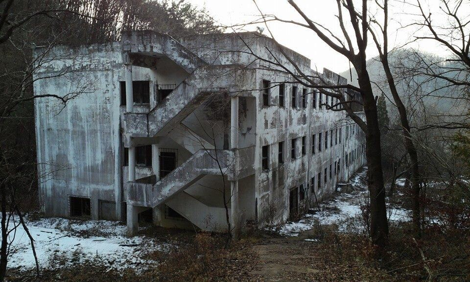 Scariest Places in the World