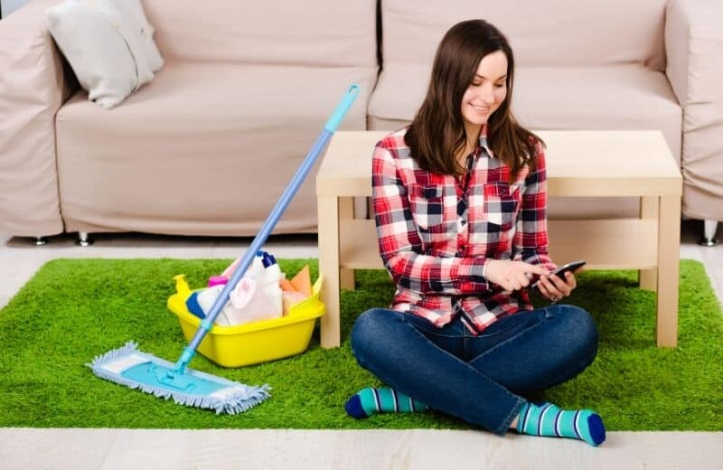 App for House Cleaning