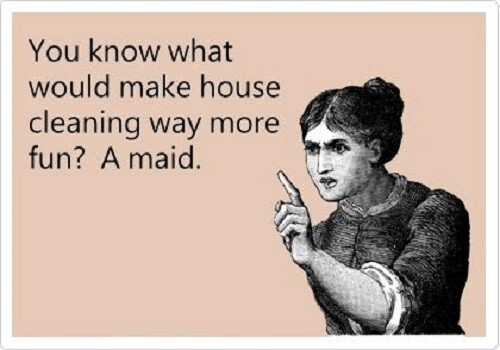 house cleaning memes 3