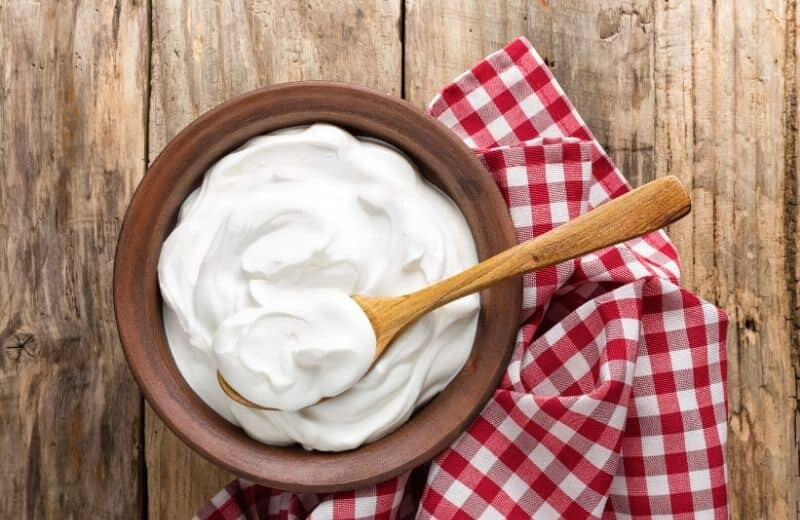 Bodybuilding Food - Greek Yogurt