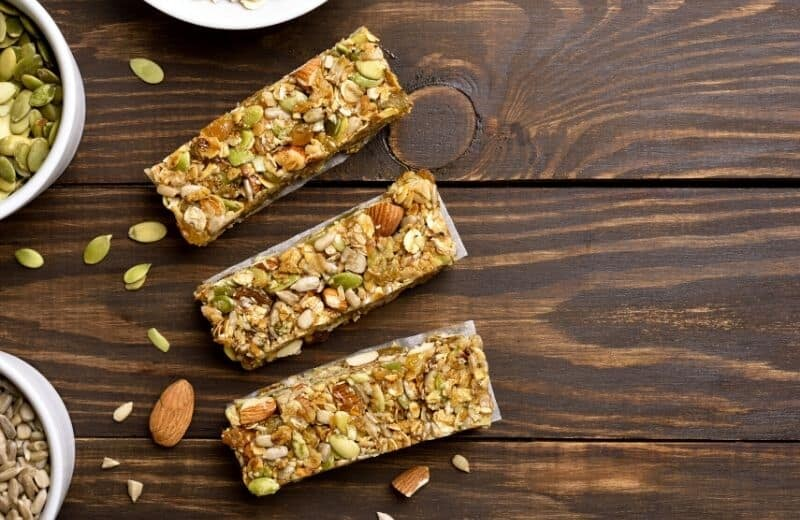 Food to Avoid when Bodybuilding - Granola bars