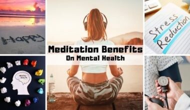 Benefits of Meditation on Mental Health