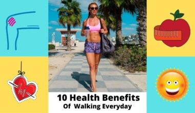 Health Benefits of Walking Everyday