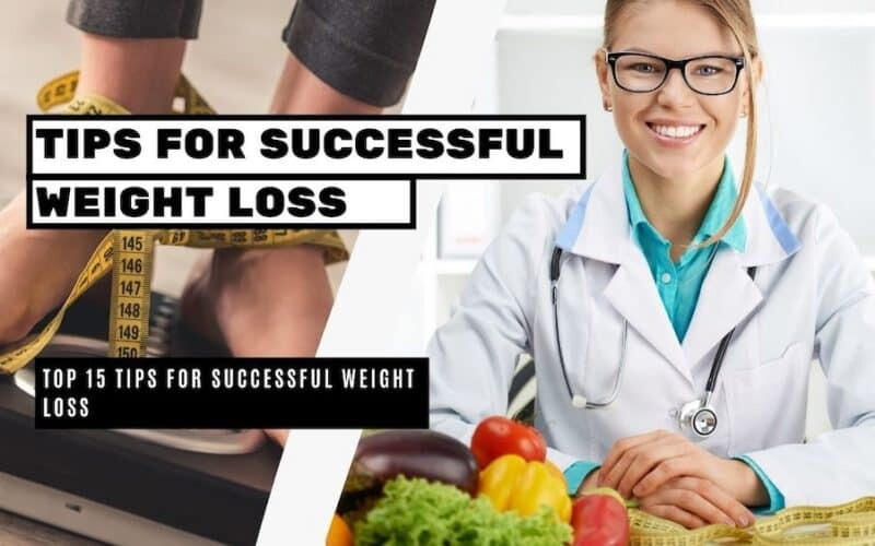 Tips for Successful Weight Loss