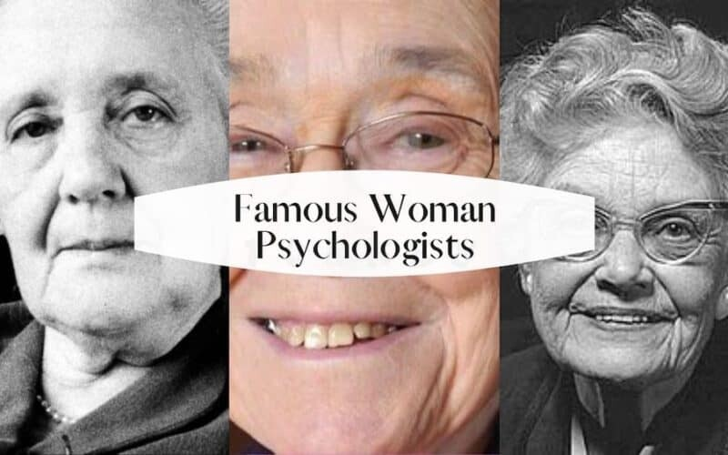 10 Famous Woman Psychologists
