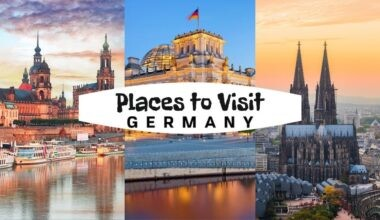 15 Amazing Places to Visit In Germany