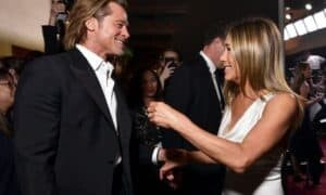 Brad Pitt and Jennifer Aniston Relationship History