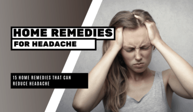 15 Home Remedies That Can Reduce Headache
