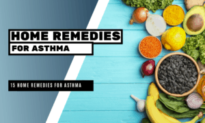 12 Remedies for Asthma Attack