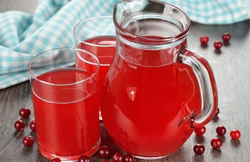 Cranberry Juice for Yeast Infections