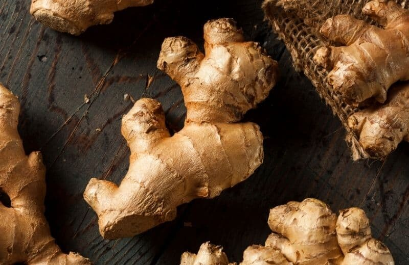 Ginger for Asthma Treatment